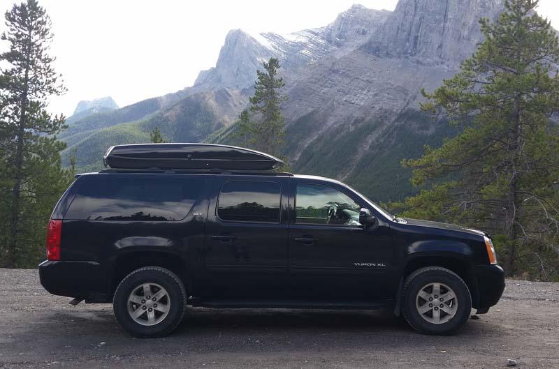 Yukon SUV XL